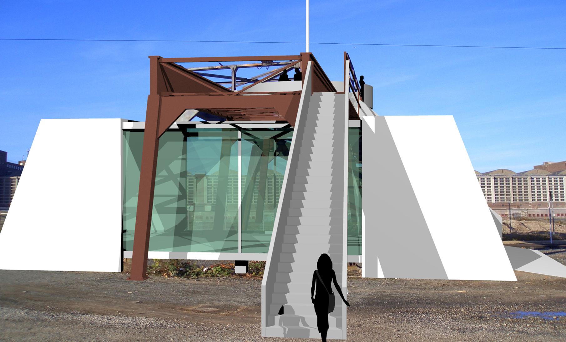 EZB Info-Pavillon