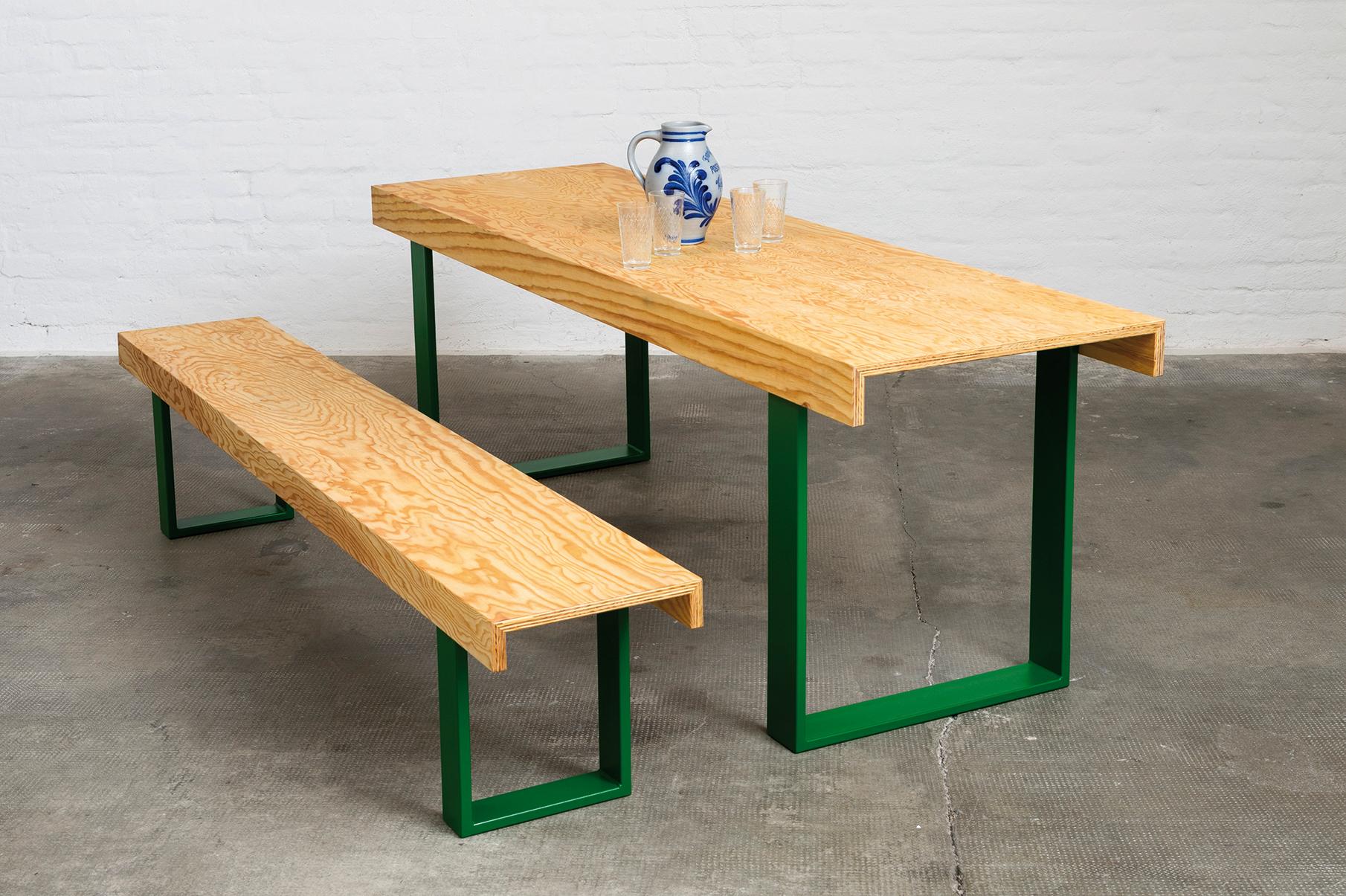 beer & bench